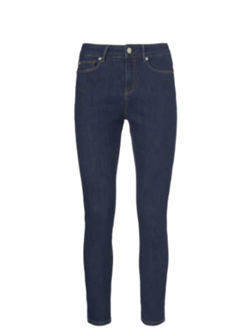 Alexa Ankle Jeans Excl. Blue