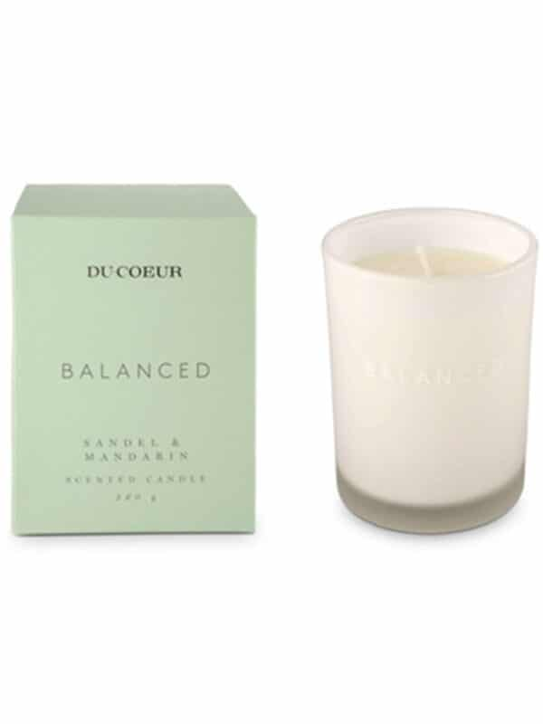 Balanced Scented Candles